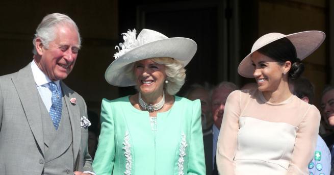 Вчера принц Хари и неговата съпруга Мегън направиха своята първа