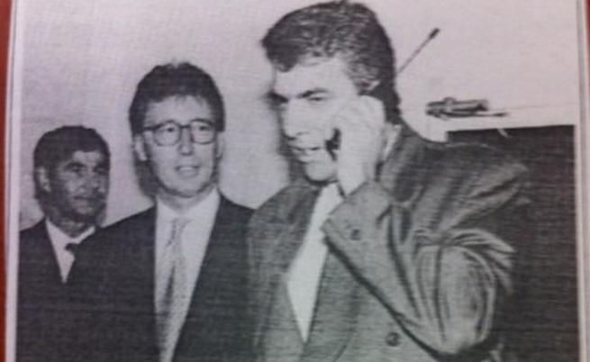 15 септември 1995 г. - вицепремиерът Румен Гечев осъществява първия у нас разговор по GSM