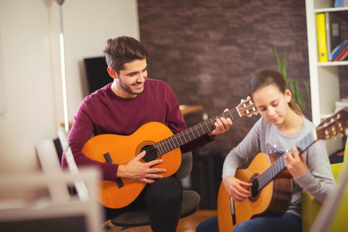 Музикалността е нещо, което също наследяваме от своите родители.