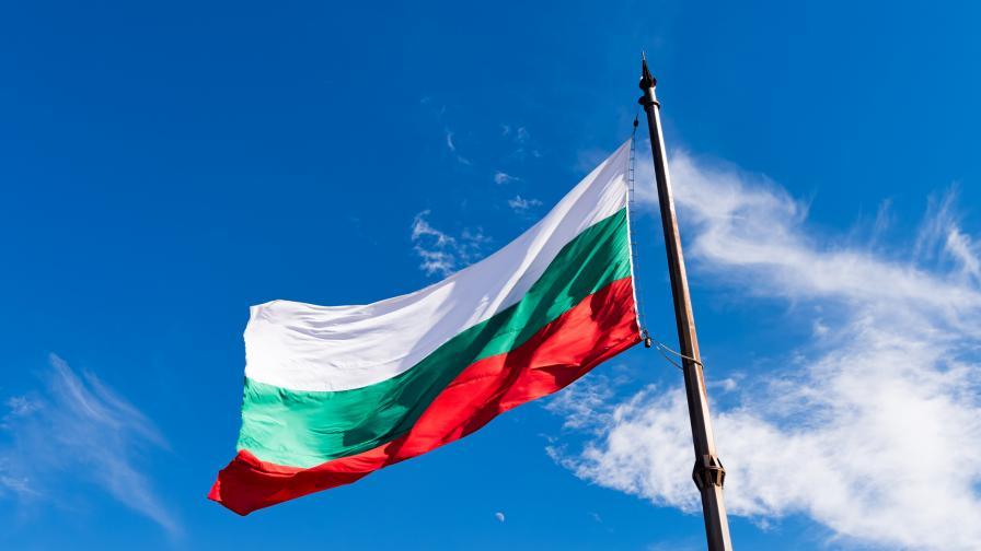 Прокуратурата се самосезира след клип, в който запалват българското знаме