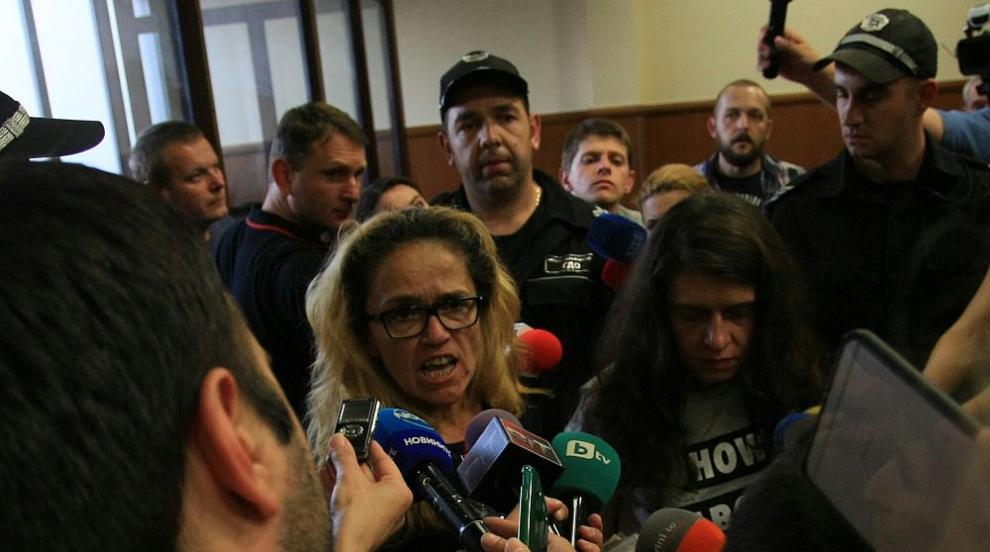 Съдът отстрани от длъжност Десислава Иванчева