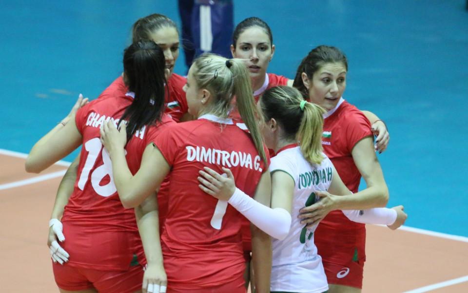 България надделя над Украйна в Златната европейска лига