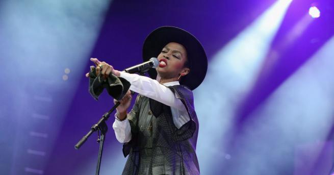 Американската певица Лорин Хил включи концерти в европейски градове в