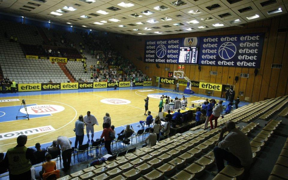 Ето коя зала приема Финалната осмица за Купата на България
