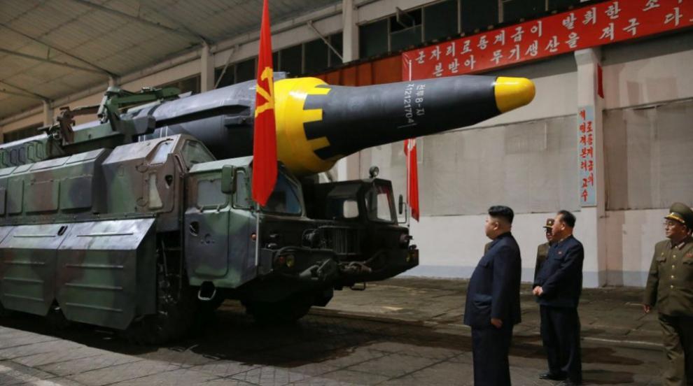 Северна Корея твърди, че е разрушила ядрения си полигон