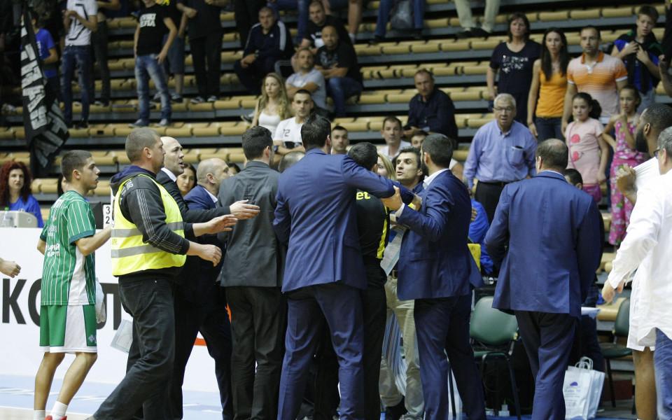 Заседават в петък за наказанията след скандала на Левски Лукойл - Балкан