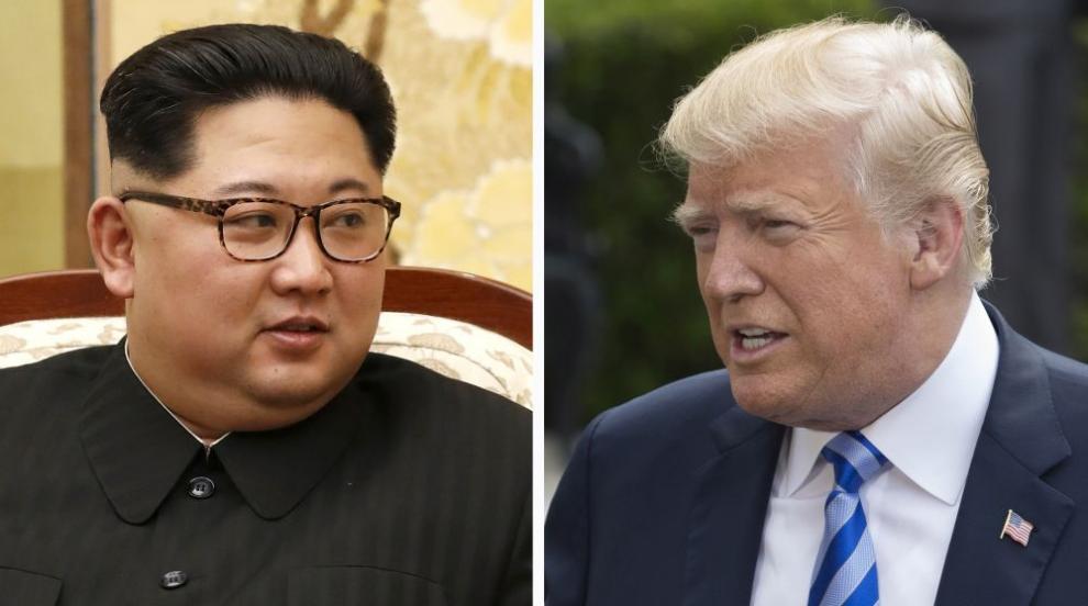 """САЩ са готови, ако Ким Чен-ун предприеме """"безразсъдни действия"""""""