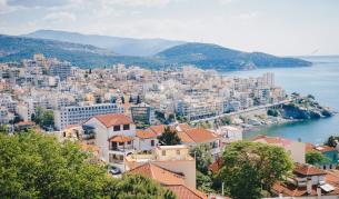 Срути се основен мост в гръцкия град Кавала