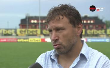 Вили Вуцов със здрава атака към