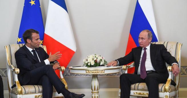 Руският президент Владимир Путин каза, че Москва съжалява за отменянето