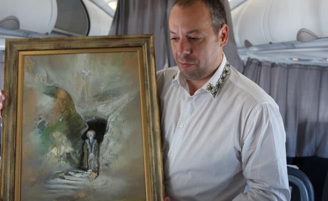 Картина на художника Павел Митков