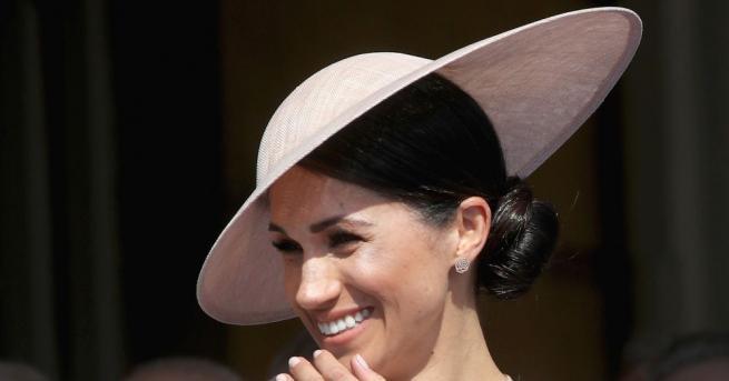 Кенсингтънският дворец разкри как изглежда новият герб на съпругата на