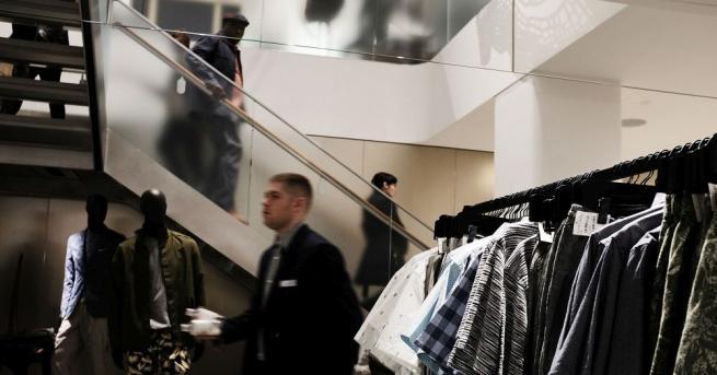 Мъжете доминират във всички индустрии и светът на модата не