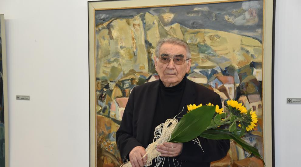 Почина големият български художник Светлин Русев