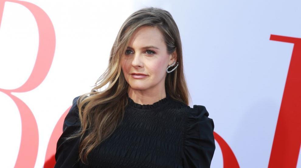 Актрисата Алиша Силвърстоун се развежда след 13 години брак
