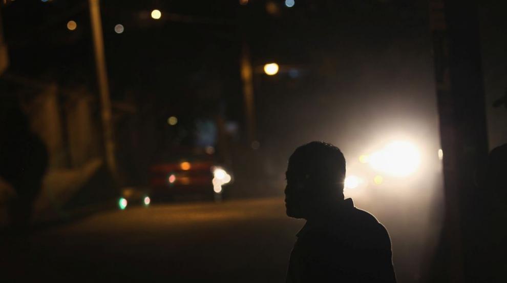 Смелчак ще бъде заровен жив за три дни под тасманийска улица (СНИМКИ)