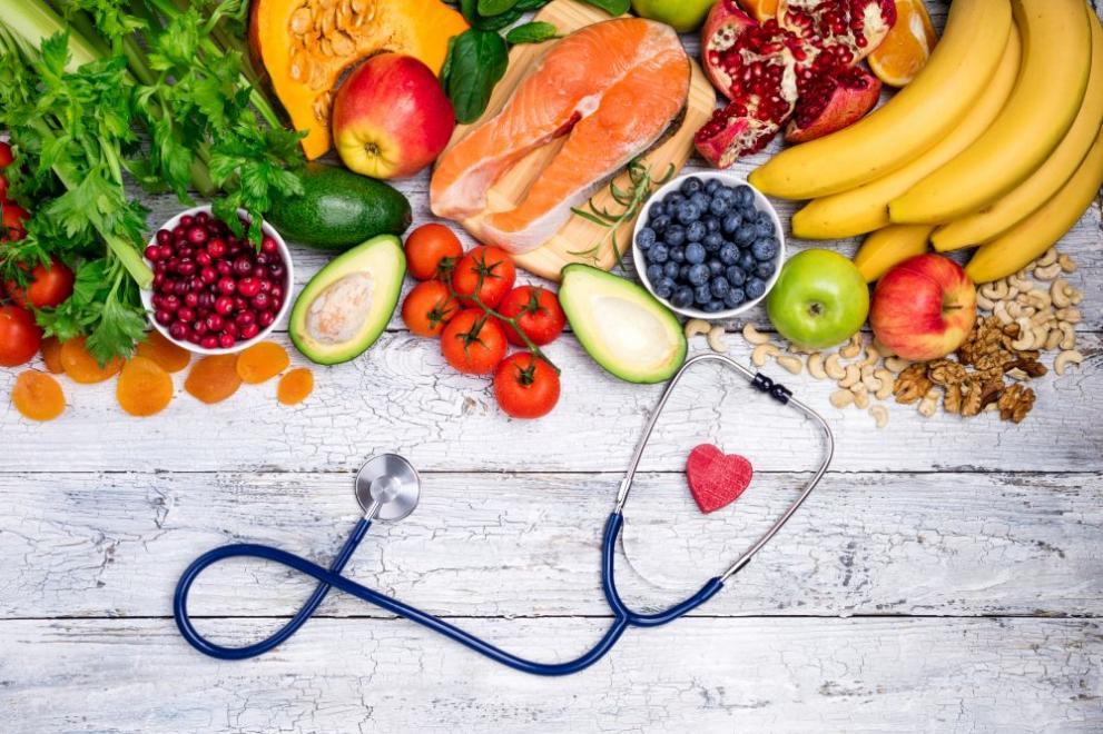 диета плодове зеленчуци