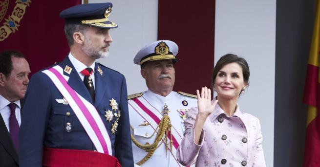 Испанският крал Фелипе Шести и кралица Летисия пристигнаха в Куба