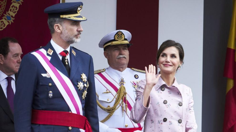 Крал Фелипе VI и кралица Летисия за първи път в Куба (СНИМКИ)