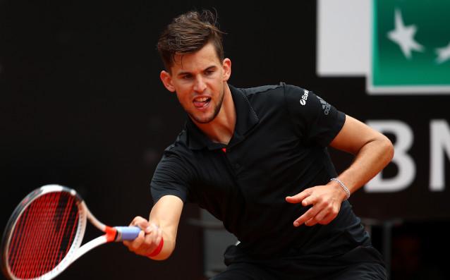 Австрийският тенисист Донимик Тийм спечели титлата на турнира на клей