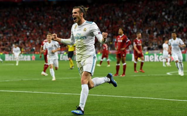 Големият герой на Реал Мадрид Гарет Бейл заговори за раздяла
