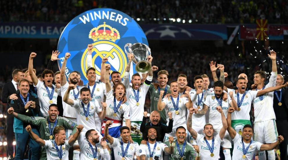 За 13-ти път Реал Мадрид е футболният крал на Европа! (СНИМКИ/ВИДЕО)