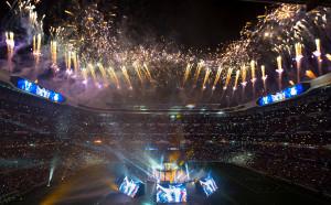 Заря, еуфория и We are the Champions в чест на Тринадесетата