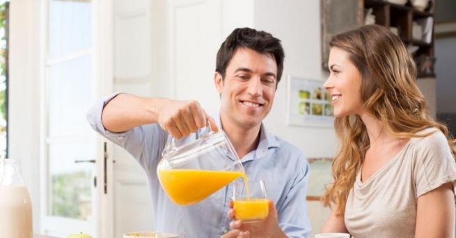 Ароматът на току-що приготвена домашна закуска е едно от онези