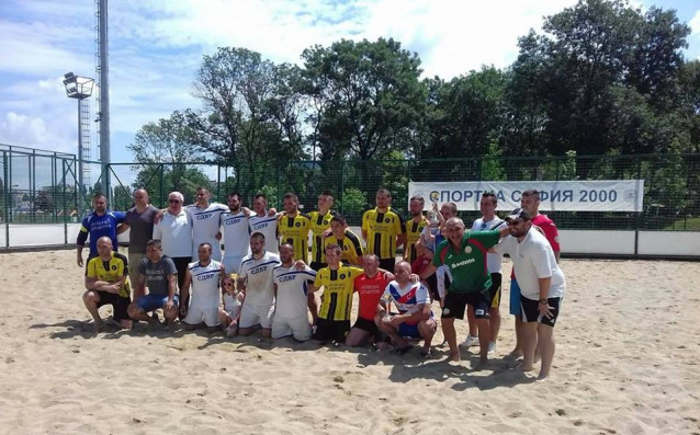 Градското първенство на София определи първите два отбора, които ще
