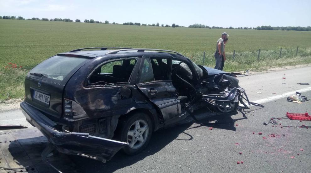 Условна присъда за шофьор, предизвикал катастрофа със загинал на...