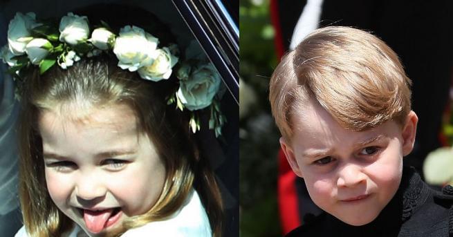 Кралското семейство отново бе в центъра на вниманието по време