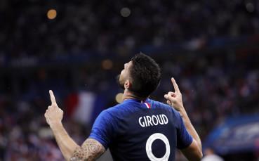Минимални победи за Франция и Италия в контроли