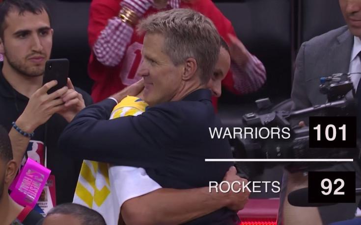 Голдън Стейт на четвърти пореден финал в НБА