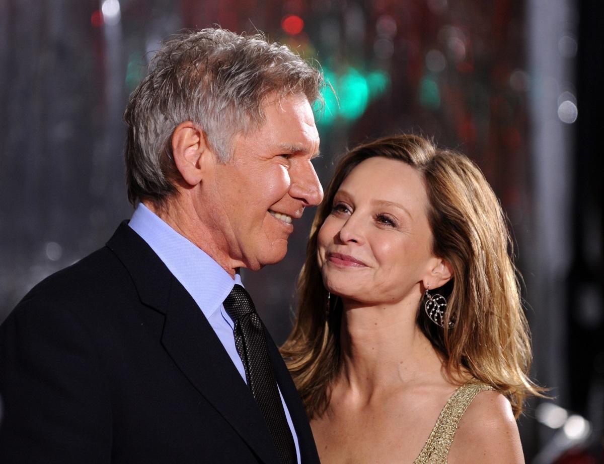 За първи път Харисън Форд се жени на 22 г. и бракът му продължава цели 15 години. На 40 г. актьорът се жени за втори път, но се развежда, когато е на 62 г. През 2010 г., когато е на 67 г., той се жени за третата си и настояща съпруга актрисатаКалиста Флокхарт.