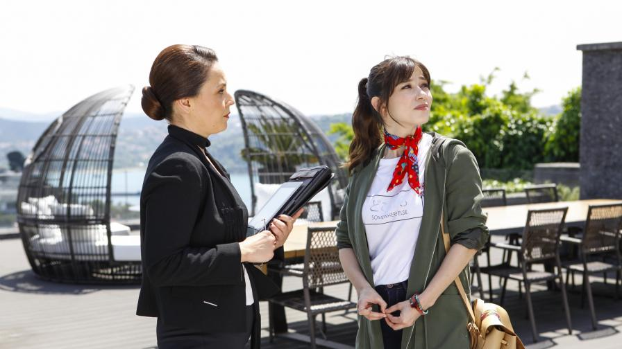 Горчиво-сладка е любовта в най-новия премиерен сериал по DIEMA FAMILY