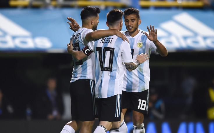 Аржентина остана без контрола, лети за Русия в събота