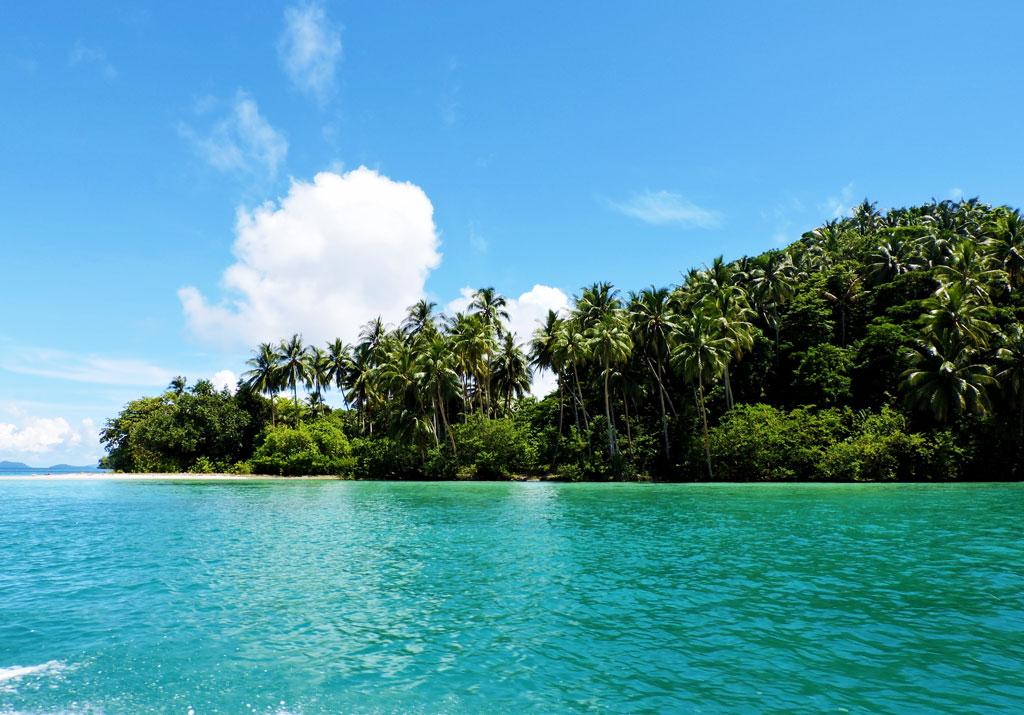 Архипелагът Соломонови острови