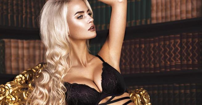 Смята се, че блондинките са се появили за първи път