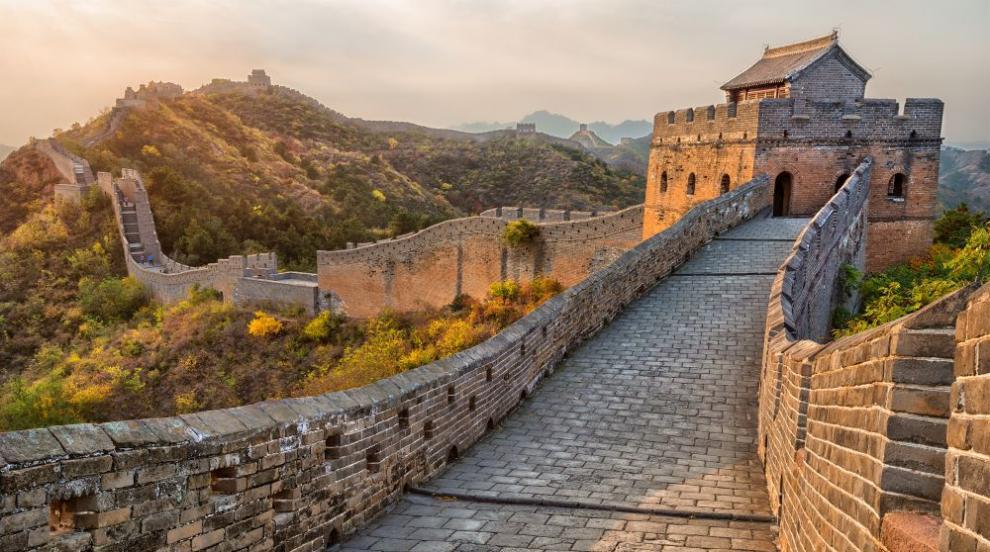 Историята на Великата китайска стена (ВИДЕО)