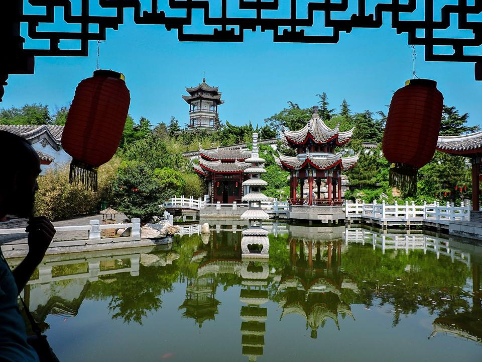 Йентай е град в провинция Шандун, Китай. Намира се на крайбрежието на Жълто море и е част от пътуването на Маги и Цветин.