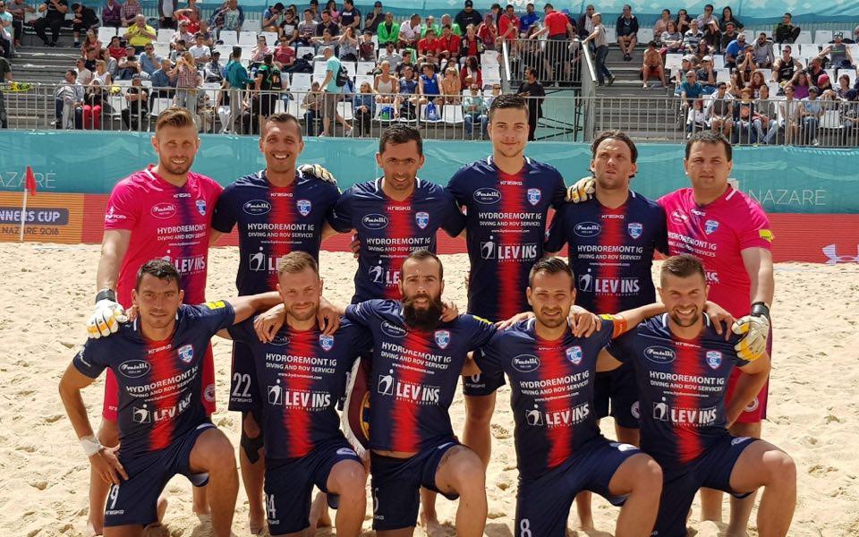 МФК Спартак загуби от Спортинг в Шампионската лига