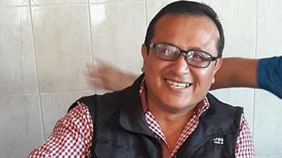 Убитият журналист Хектор Гонзалес