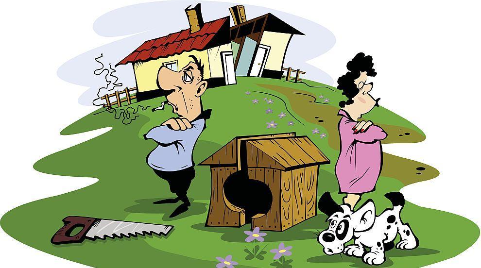 Разкриха какво се случва с мъжете и жените след развод