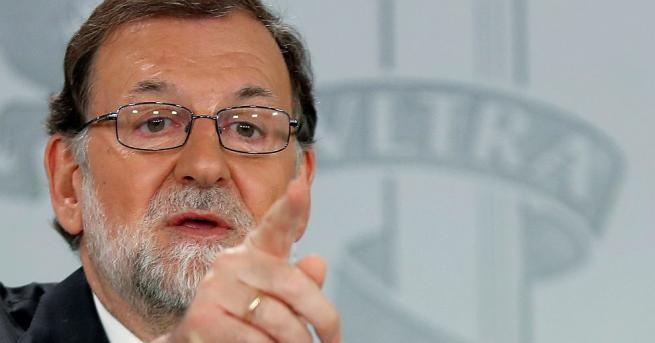 Свален след шест години управление, консерваторът Мариано Рахой досега беше