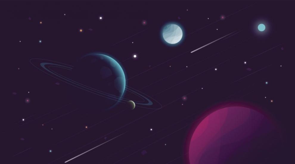 10 любопитни факта за Космоса (ВИДЕО)