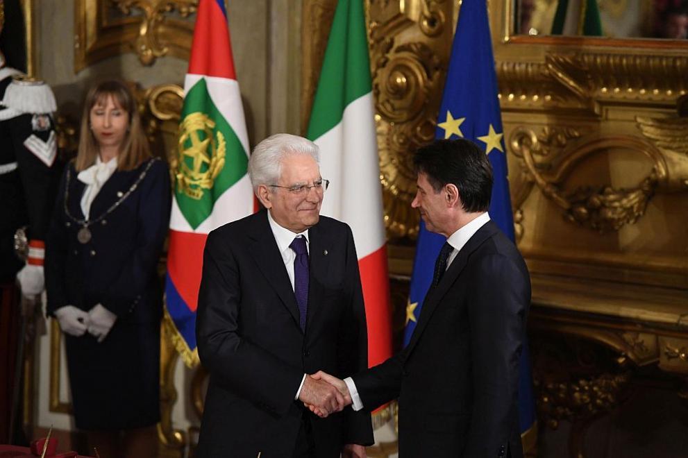 Юристът Джузепе Конте е новият италиански премиер