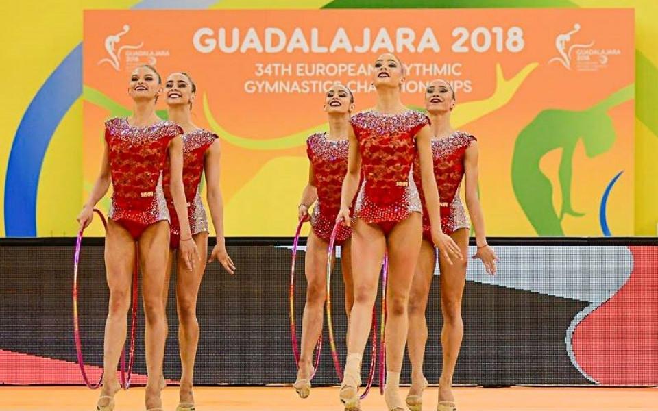България спечели бронзовите медали в отборното и в многобоя