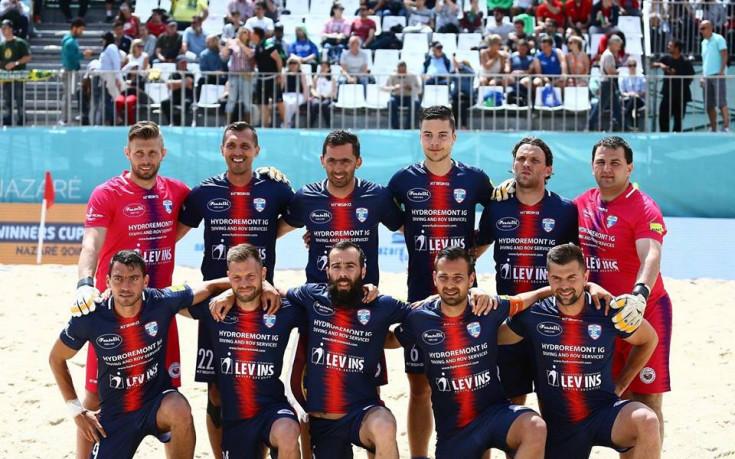 МФК Спартак загуби от румънския шампион и ще играе за 11-о място утре