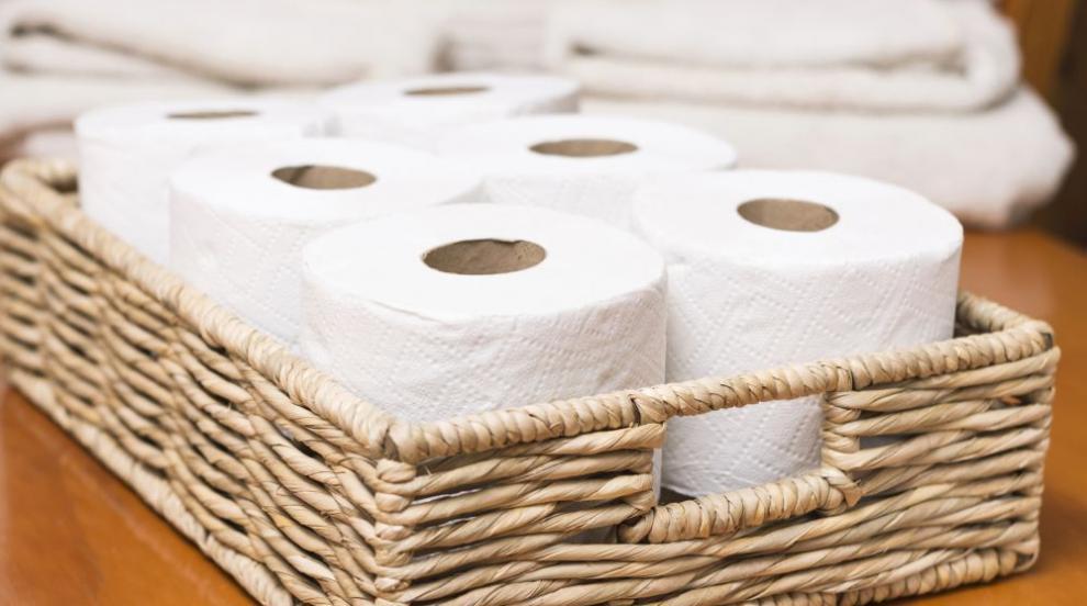 Колко тоалетна хартия ще ви стигне, за да преживеете...