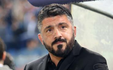 Дженаро Гатузо доволен от настроението на Милан